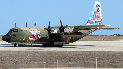 4951 - Lockheed C-130H Hercules - Venezuela - Air Force