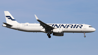 OH-LZH - Airbus A321-231 - Finnair