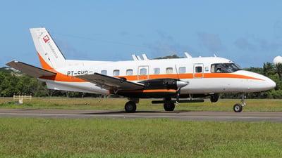 PT-SHO - Embraer EMB-110P1 Bandeirante - Fototerra