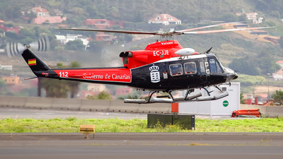 A picture of ECJJE - Bell 412 - [33004] - © calco7