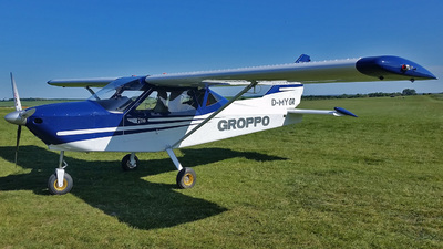 D-MYGR - Nando Groppo G70 - Private