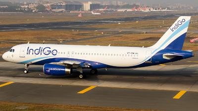 VT-IDM - Airbus A320-232 - IndiGo Airlines