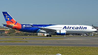 F-ONET - Airbus A330-941 - Aircalin