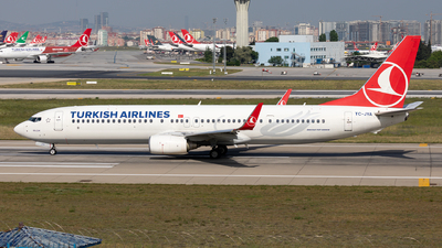 TC-JYA - Boeing 737-9F2ER - Turkish Airlines