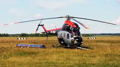 RA-1036G - Mil Mi-2 Hoplite - Private