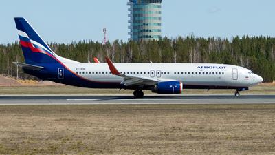 A picture of VPBNC - Boeing 7378LJ - Aeroflot - © David_Vlasov