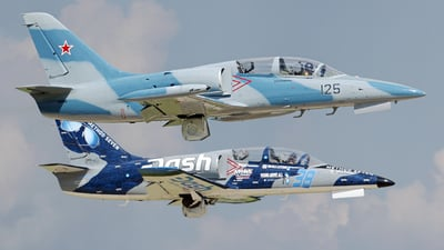 N39BZ - Aero L-39 Albatros - Private