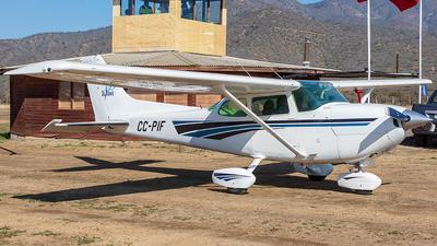 CC-PIF - Cessna R172K Hawk XP - Private