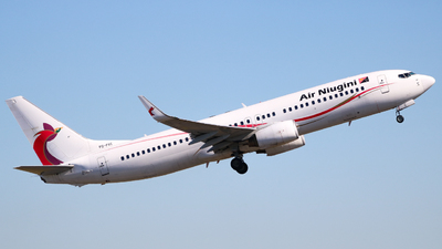 P2-PXC - Boeing 737-86Q - Air Niugini