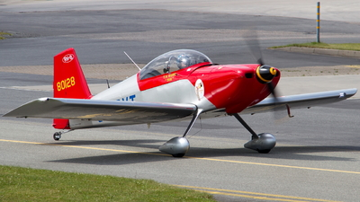 OY-RVT - Vans RV-8 - Private