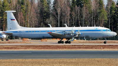 RA-75922 - Ilyushin IL-202M Bizon - Russia - Air Force