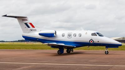 ZM335 - Embraer Phenom T.1 - United Kingdom - Royal Air Force (RAF)