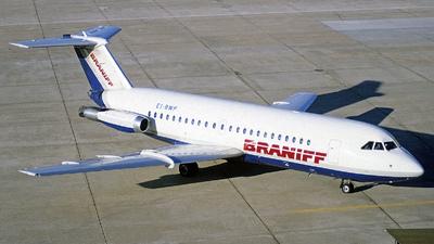 EI-BWP - British Aircraft Corporation BAC 1-11 Series 203AE - Braniff