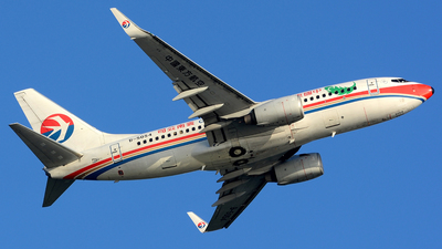 B-5054 - Boeing 737-79P - China Eastern Airlines