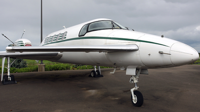 N74TD - Beechcraft 2000A Starship - Private