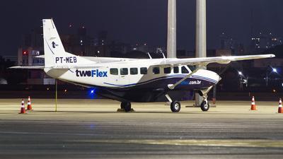 A picture of PTMEB - Cessna 208B Grand Caravan - Azul Linhas Aereas - © Juan Cosmo   PSW Aviation