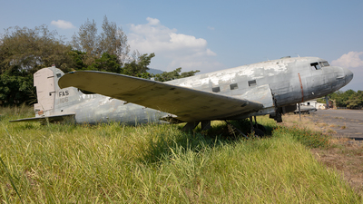 106 - Douglas C-47A Skytrain - El Salvador - Air Force
