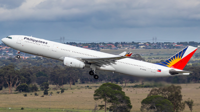 RP-C8784 - Airbus A330-343 - Philippine Airlines
