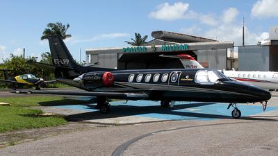 PT-LPP - Cessna 550 Citation II - Private