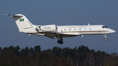 HZ-MS4 - Gulfstream G-IV(SP) - Saudi Arabia - Aeromedical Evacuation