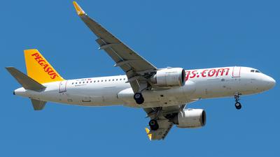 A picture of TCNBA - Airbus A320251N - Pegasus Airlines - © Taha Berat