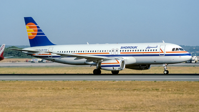 SU-RAB - Airbus A320-231 - Shorouk Air