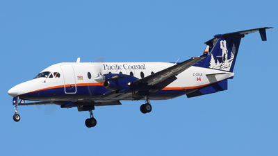 C-GPCE - Beech 1900D - Pacific Coastal Airlines