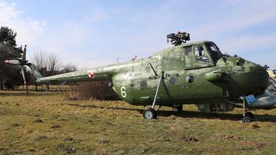 617 - Mil Mi-4ME Hound-B - Poland - Navy
