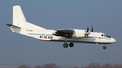 LZ-ABJ - Antonov An-26B - Rose Air