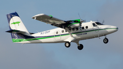 A picture of PJDVF - De Havilland Canada DHC6300 Twin Otter - Divi Divi Air - © Nito