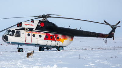 RA-24476 - Mil Mi-8T Hip - Naryan-Mar Air Enterprise