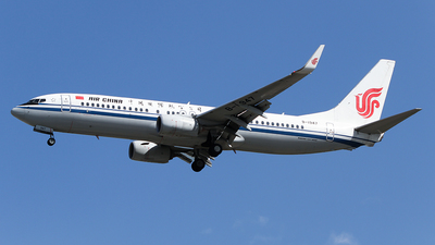 A picture of B1947 - Boeing 73789L - Air China - © ceci wong