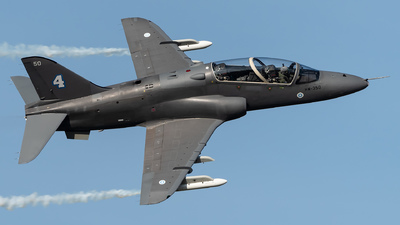 HW-350 - British Aerospace Hawk Mk.51 - Finland - Air Force