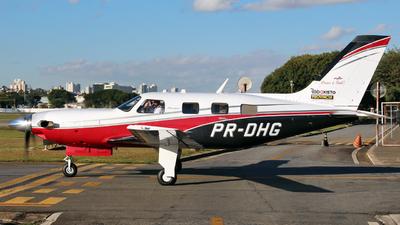 PR-DHG - Piper PA-46-500TP Malibu Meridian - Private