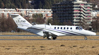 LZ-FNB - Cessna 525A CitationJet 2 Plus - Aviodelta