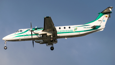 PNC-0238 - Beech 1900C - Colombia - Police
