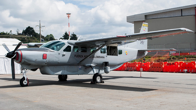 FAC5079 - Cessna 208B Grand Caravan - Colombia - Air Force