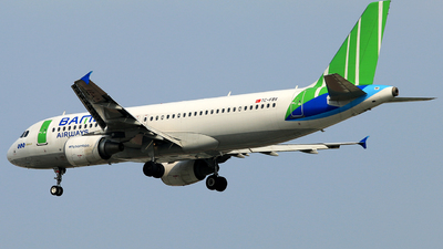 TC-FBV - Airbus A320-214 - Bamboo Airways (Freebird Airlines)