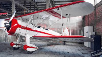 OO-LEF - Boeing N2S-4 Kaydet - Private