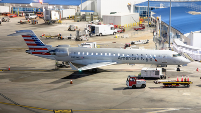 N533AE - Bombardier CRJ-702ER - American Eagle (PSA Airlines)