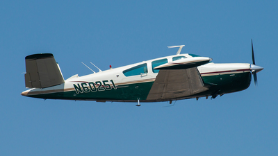 N60251 - Beechcraft V35B Bonanza - Private