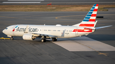 A picture of N982NN - Boeing 737823 - American Airlines - © Jake  Sevigny