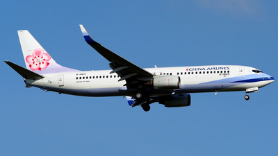 B-18615 - Boeing 737-809 - China Airlines