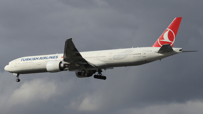 A picture of TCJJM - Boeing 7773F2(ER) - Turkish Airlines - © Scotty Antico