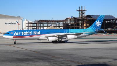 F-OLOV - Airbus A340-313 - Air Tahiti Nui
