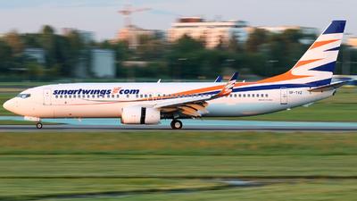SP-TVZ - Boeing 737-8BK - SmartWings