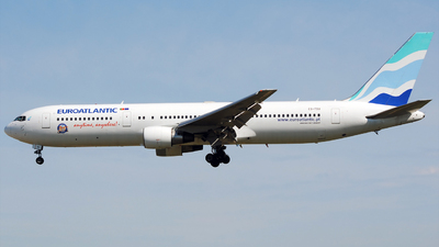 CS-TSU - Boeing 767-34P(ER) - EuroAtlantic Airways