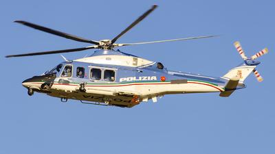 CSX81979 - Agusta-Westland AW-139 - Italy - Polizia di Stato