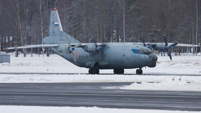 RF-93586 - Antonov An-12BK - Russia - Air Force