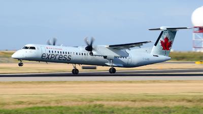 C-GJZD - Bombardier Dash 8-Q402 - Air Canada Express (Jazz Aviation)